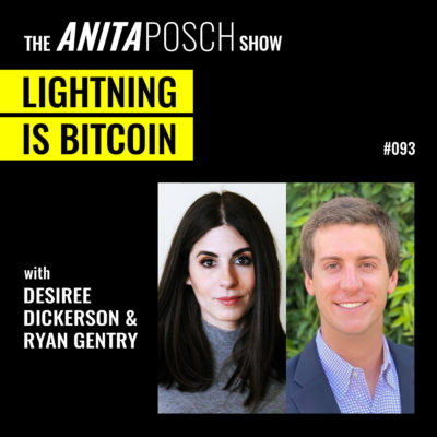 Desiree Dickerson, Ryan Gentry: Lightning is Bitcoin