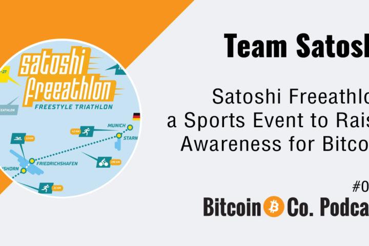 Podcast with Team Satoshi
