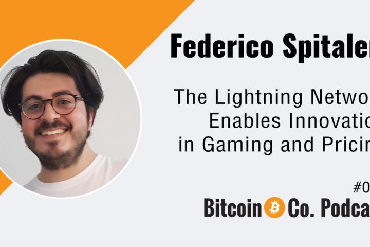 Podcast with Federico Spitaleri