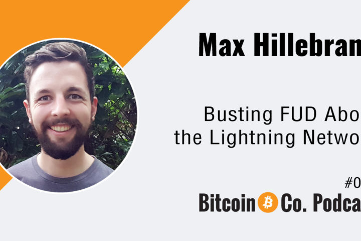Podcast with Max Hillebrand