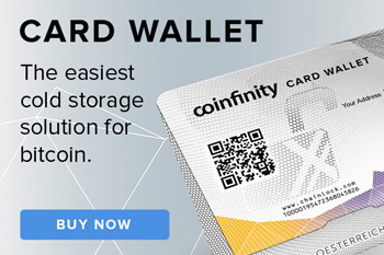 Card Wallet - the safest cold storage solution