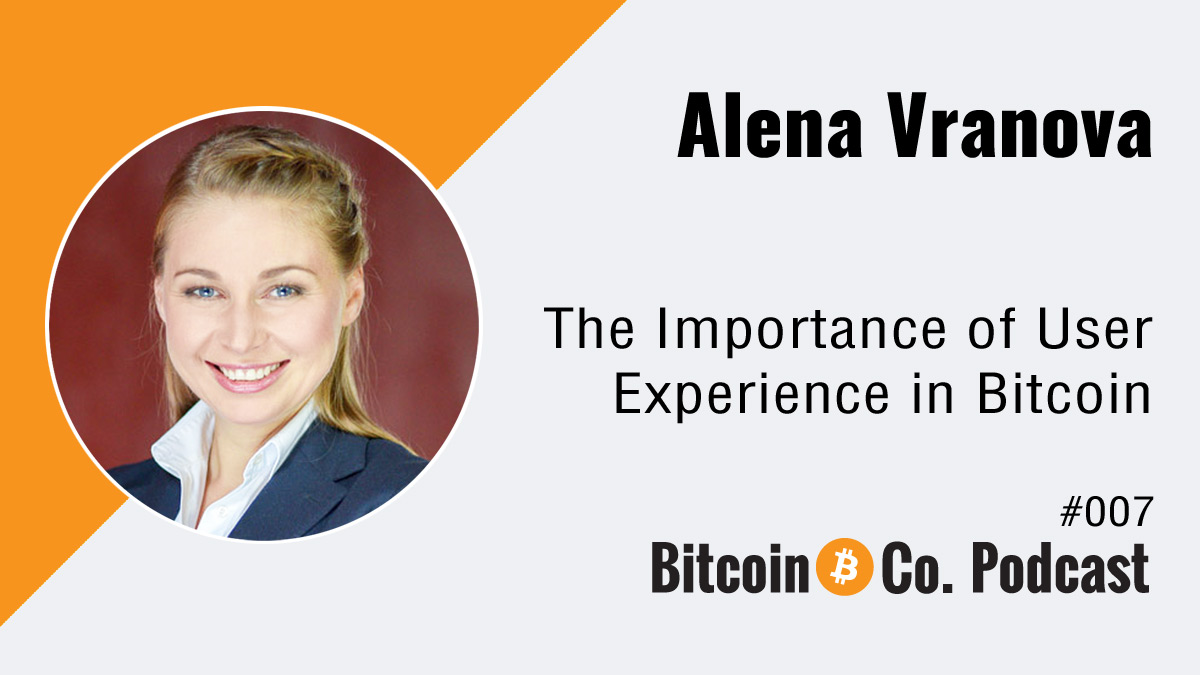 Podcast with Alena Vranova