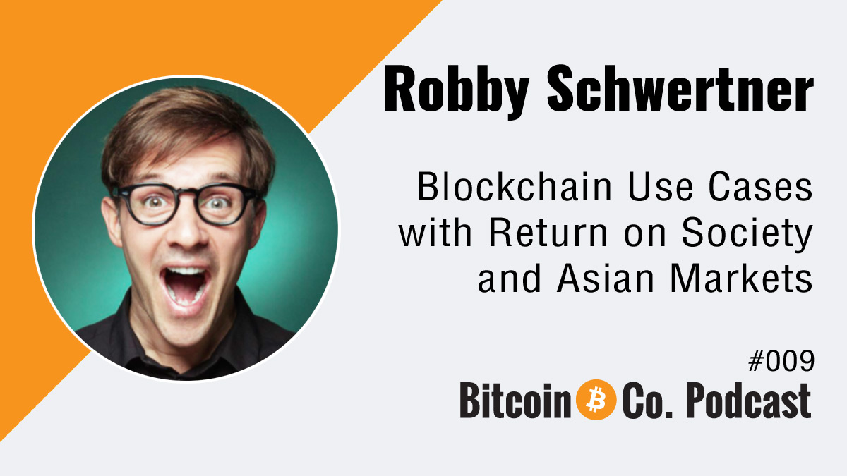 Podcast with Robby Schwertner