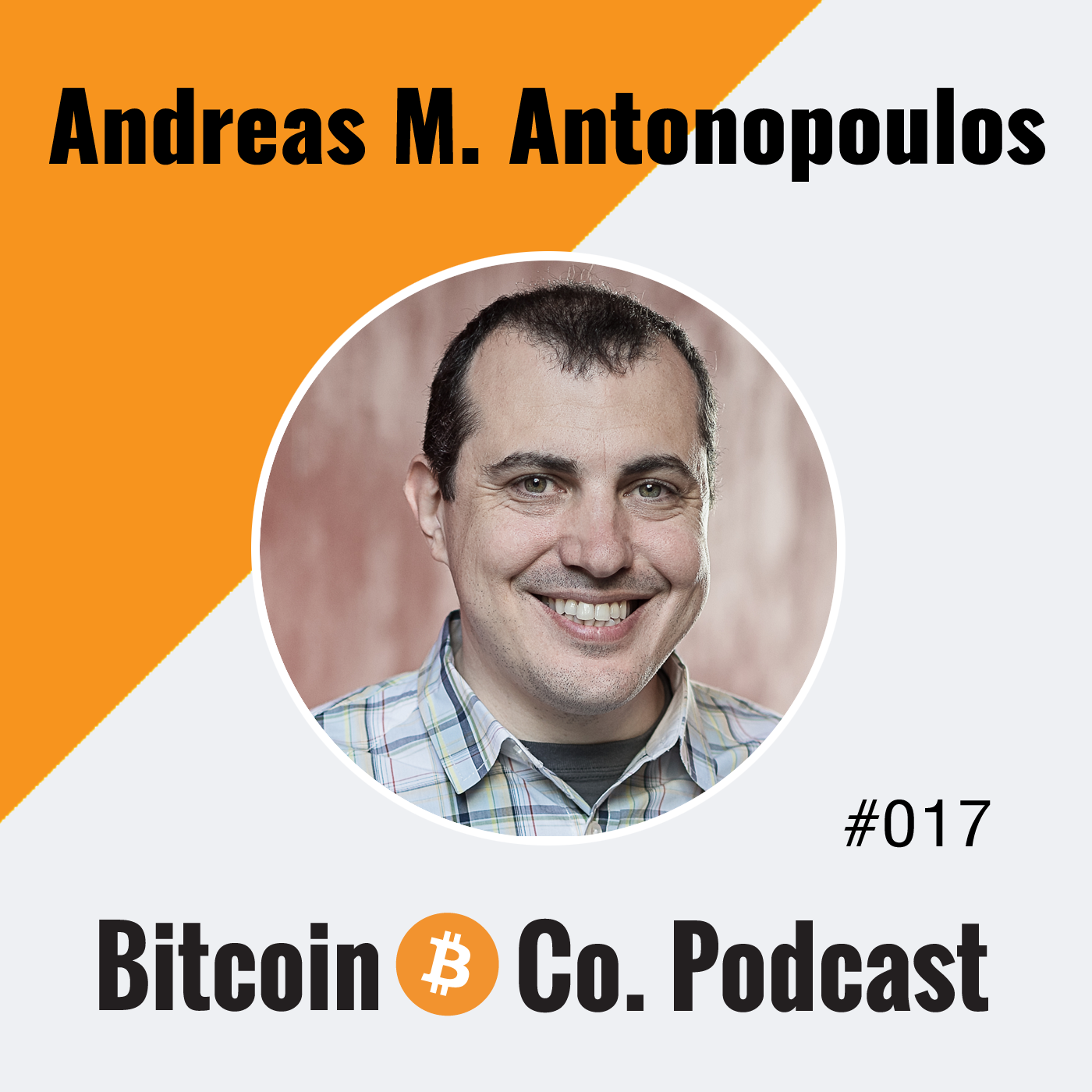 Podcast with Andreas M. Antonopoulos 2019