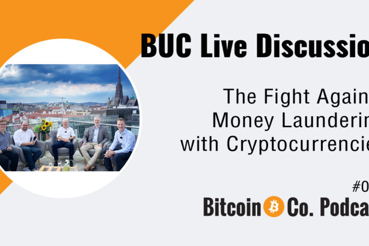 Live Discussion Money Laundering Cryptocurrencies