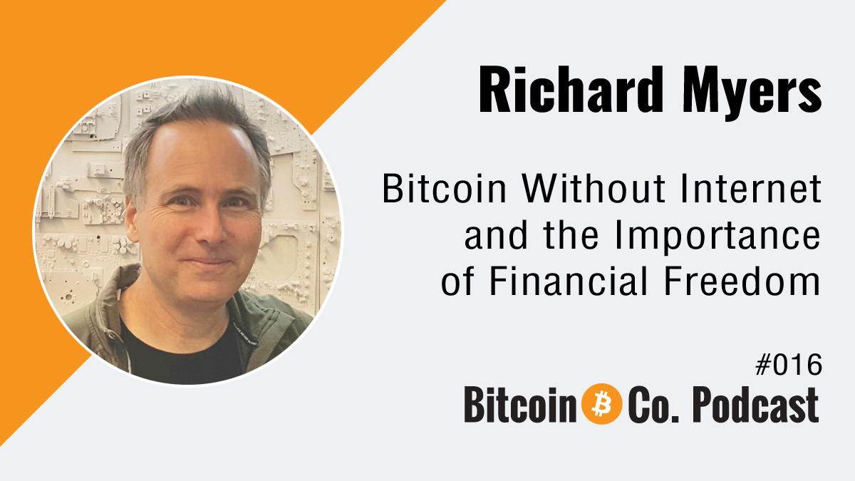 Podcast with Richard Myers