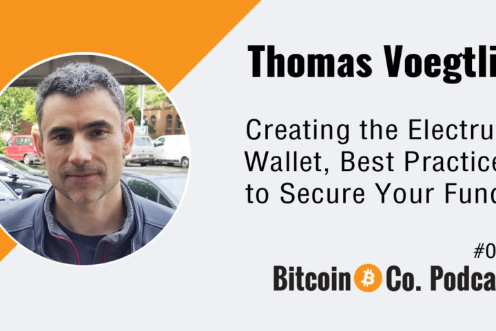 Podcast with Thomas Voegtlin