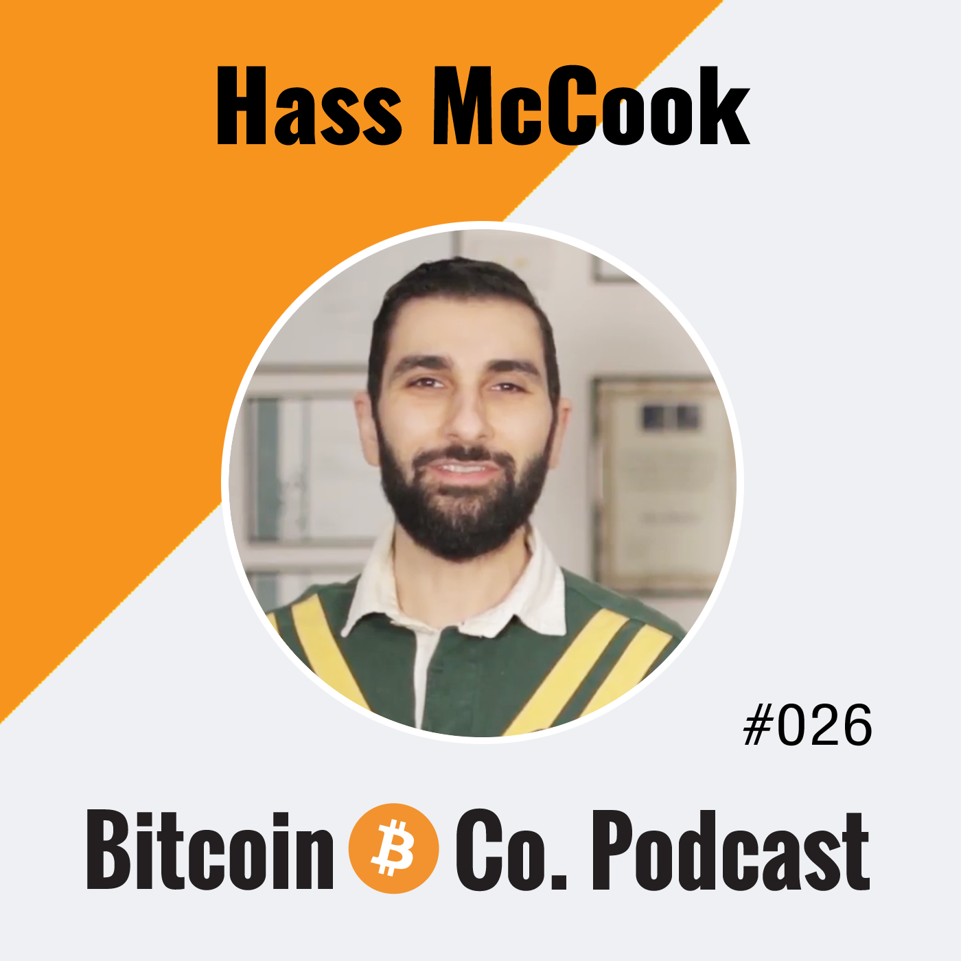 Hass McCook Emissions vs. Energy Use of Bitcoin