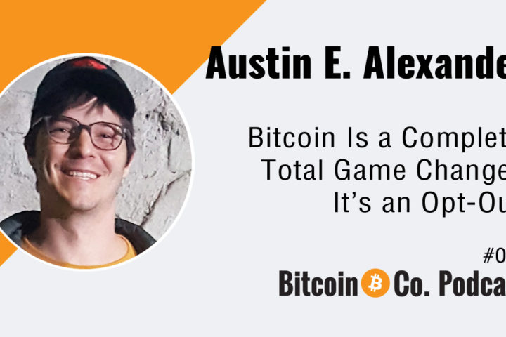 Bitcoin is a Game Changer - Podcast