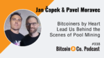 Jan Capek and Pavel Moravec about Mining Podcasts