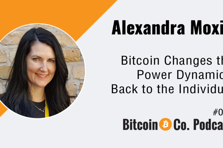 Alexandra Moxin Bitcoin