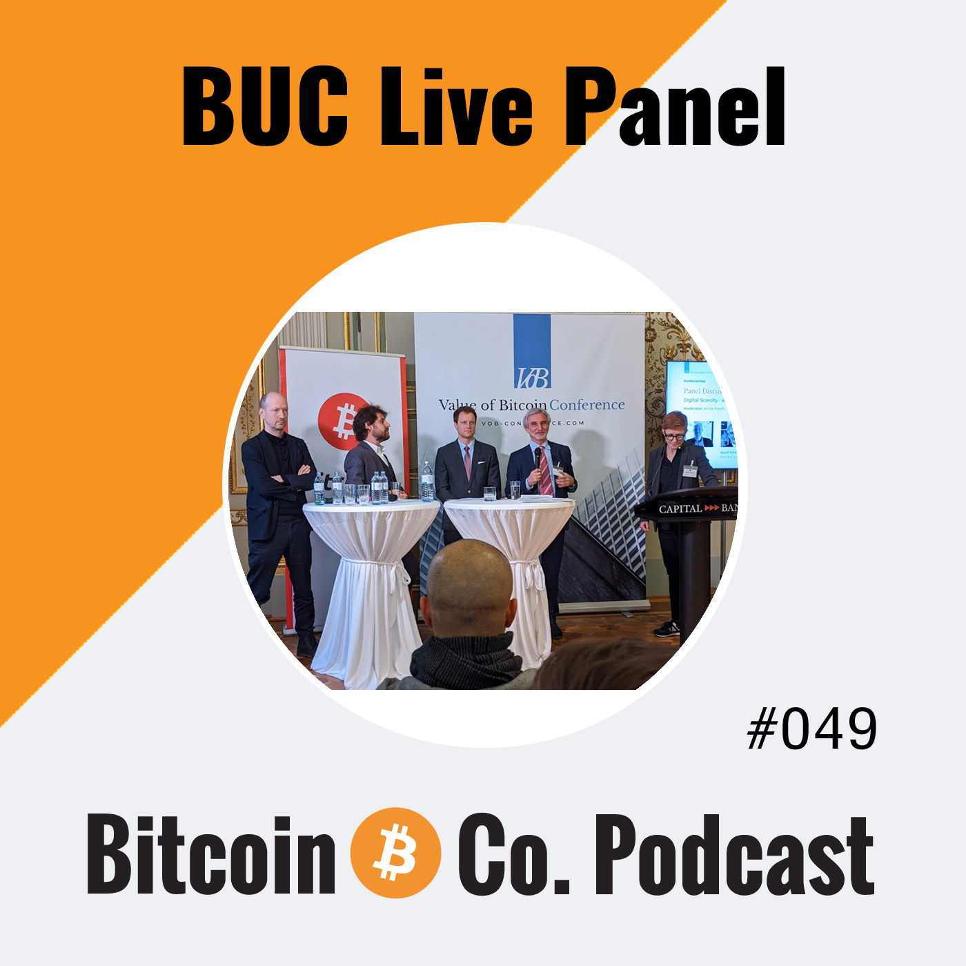 BUC Live: Digital Scarcity – Will Central Banks Be Obsolete Within This Century?
