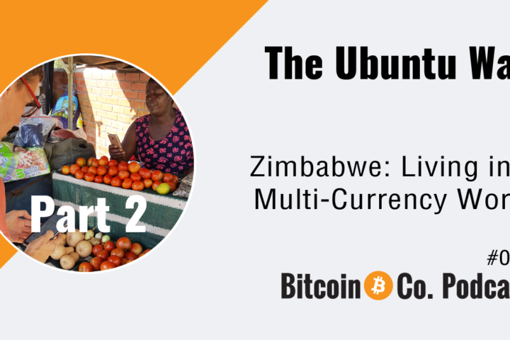 Zimbabwe Bitcoin podcast part 2