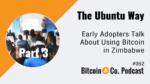 bitcoin usage Zimbabwe