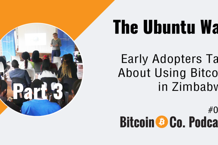 bitcoin usage Zimbabwe