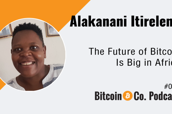 Big Future Bitcoin in Africa