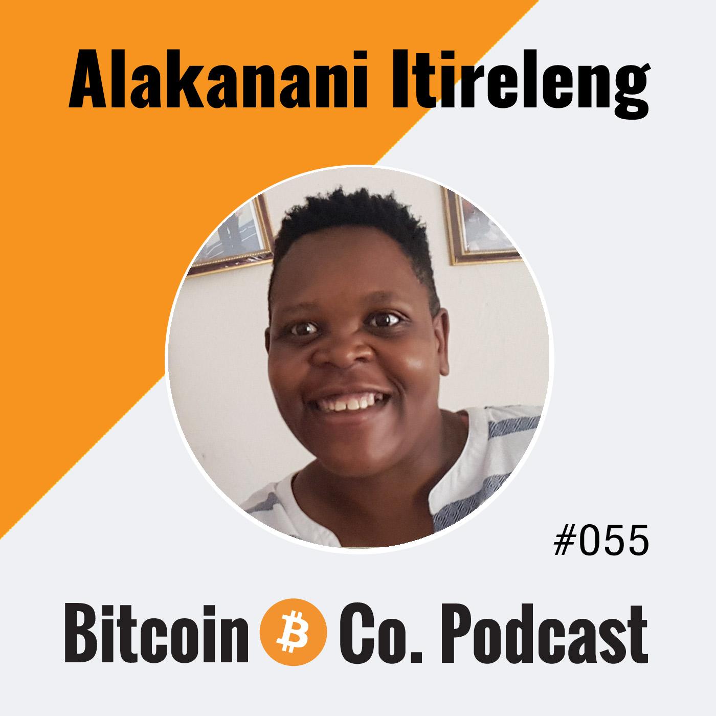 Alakanani Itireleng Future of Bitcoin is Big in Africa