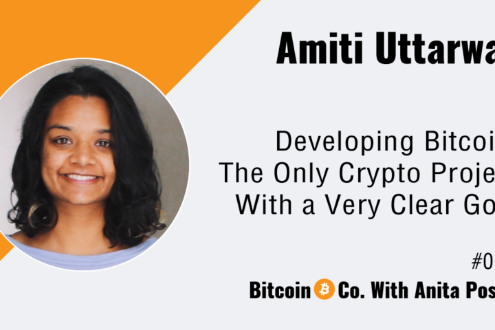 Amiti Uttarwar Bitcoin Development