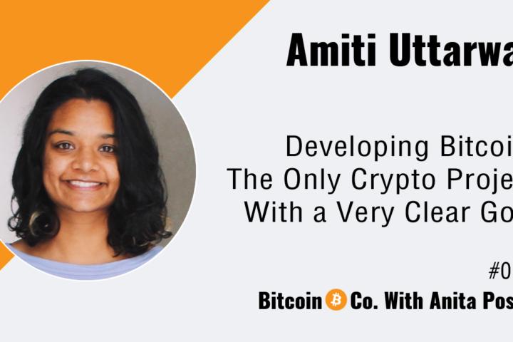 Amiti Uttarwar Bitcoin Development