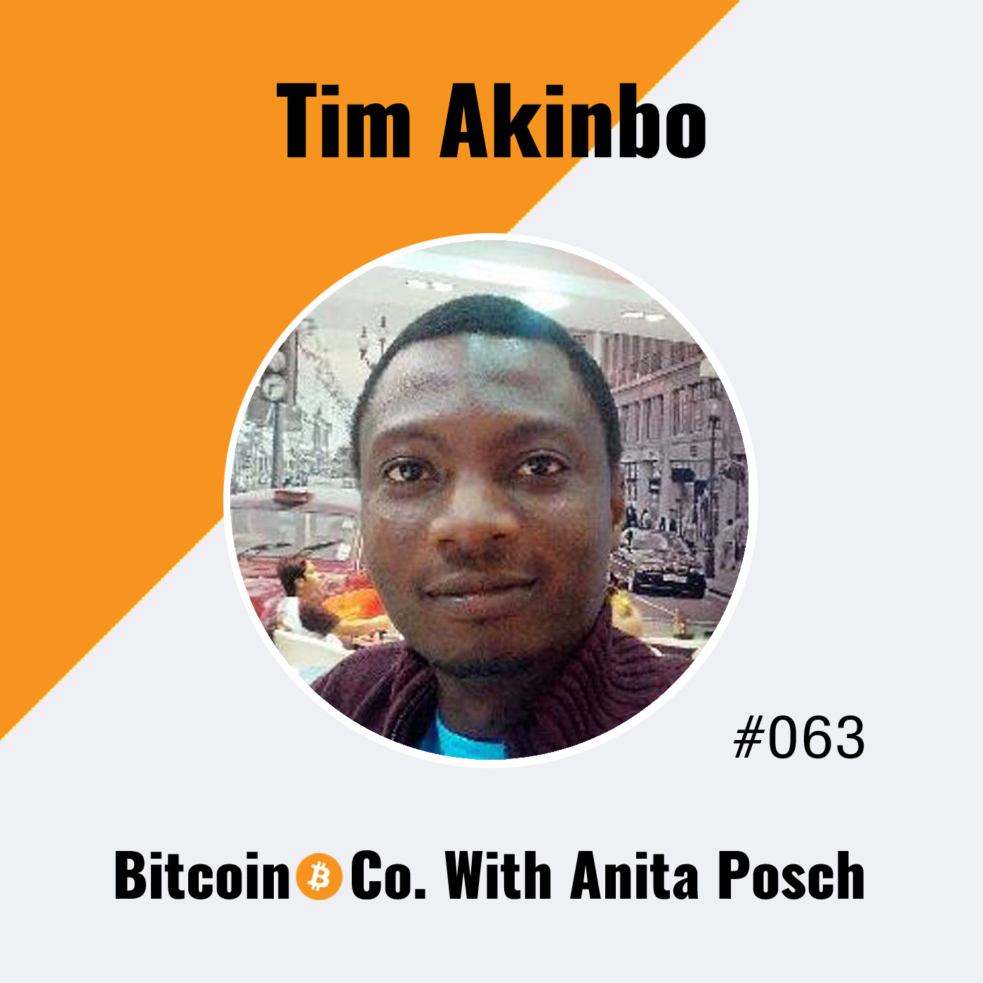 Tim Akinbo: Bitcoin is a Store of Value for the African People