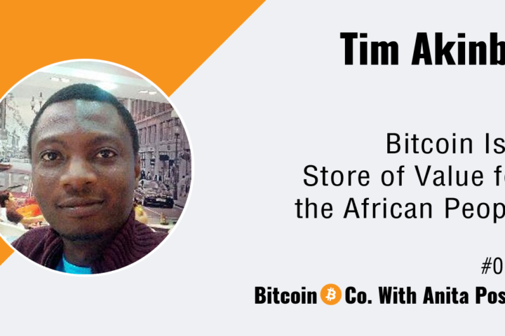 Tim Akinbo Podcast Bitcoin Africa