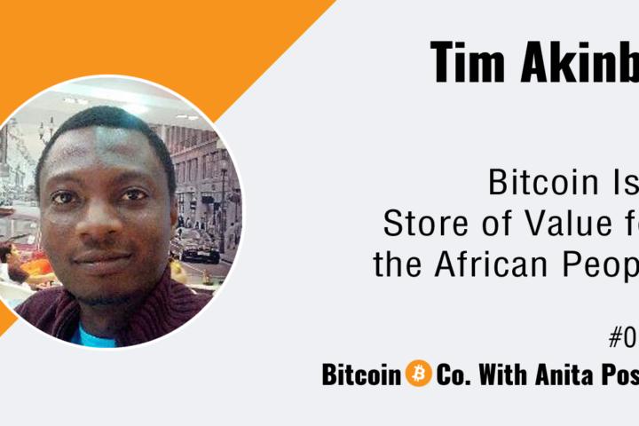 Tim Akinbo Podcast Bitcoin Africa
