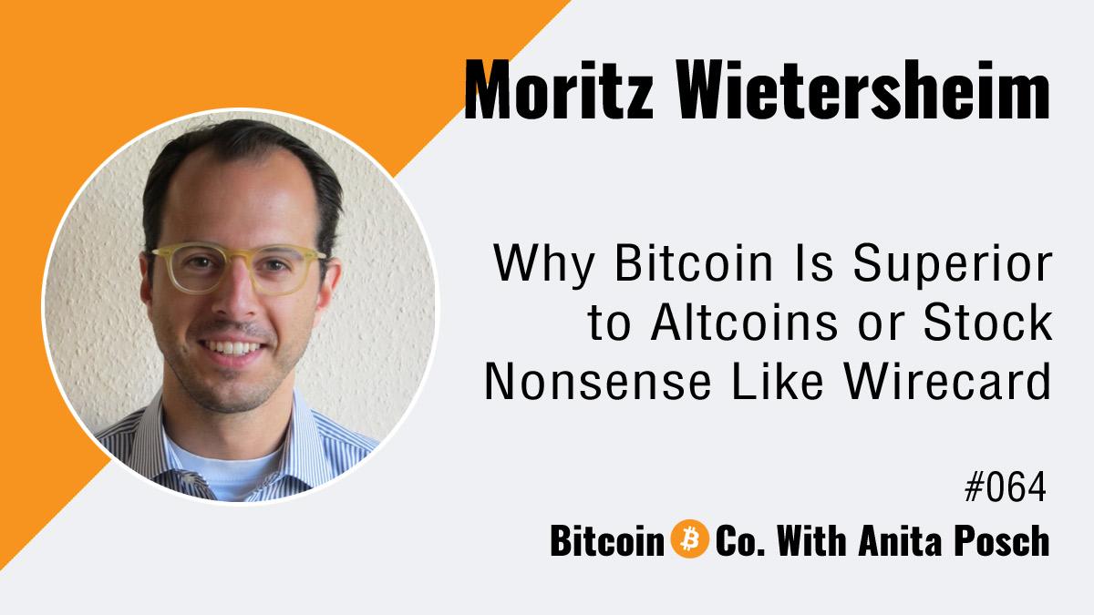 Moritz Wietersheim Podcast