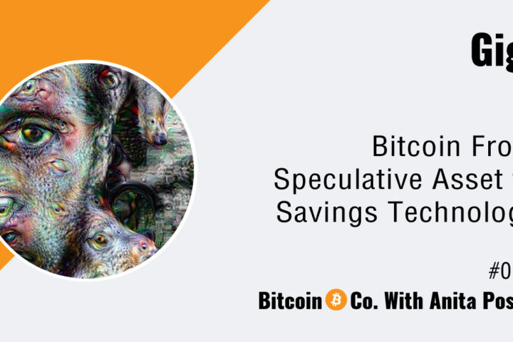 Gigi Bitcoin Podcast