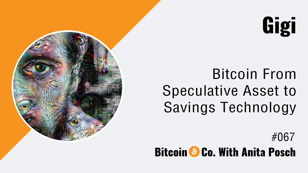 Gigi Bitcoin Podcast