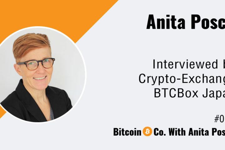 female bitcoin podcaster