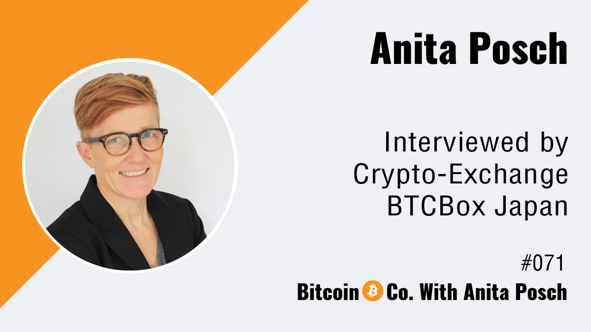 female bitcoin podcaster