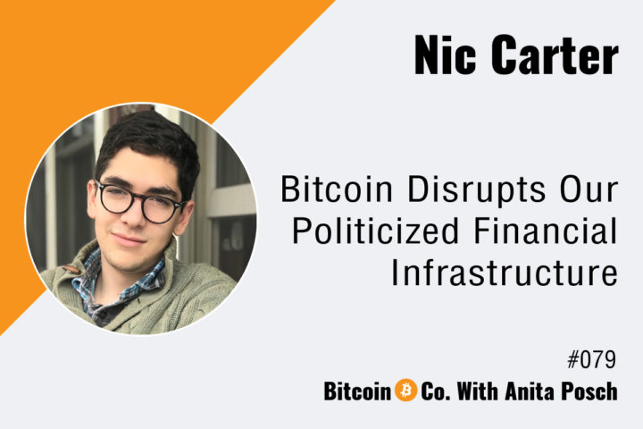 Nic Carter Bitcoin Podcast