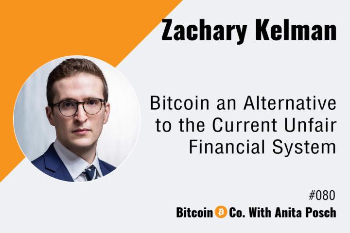 Zachary Kelman Bitcoin attorney interview