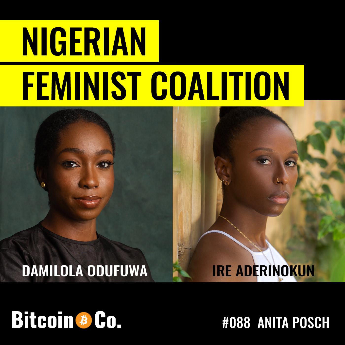 Nigerian Feminist Coalition EndSARS