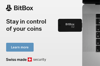 BitBox02 - Swiss made hardware wallet