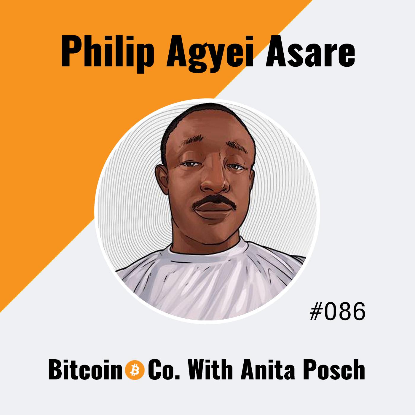 Philip Agyei Asare: Bitcoin in Ghana