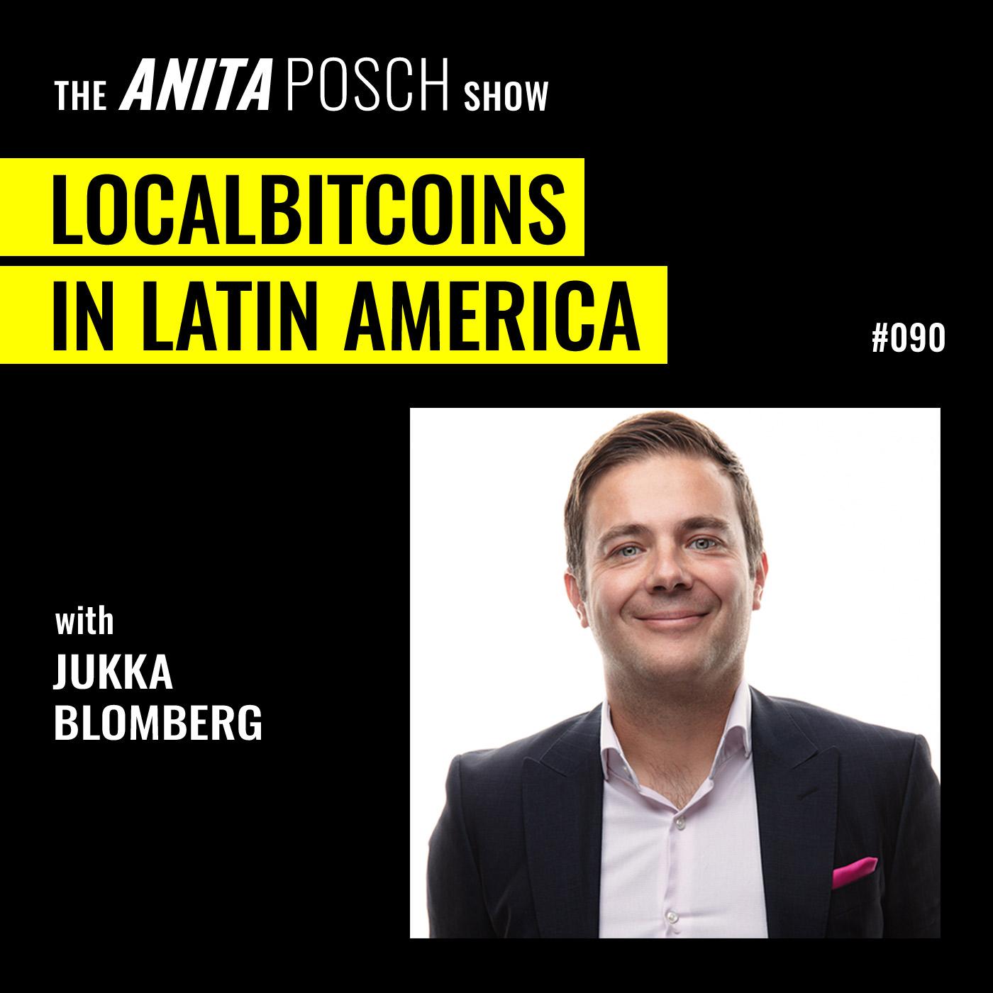 Jukka-Blomberg LocalBitcoins Podcast