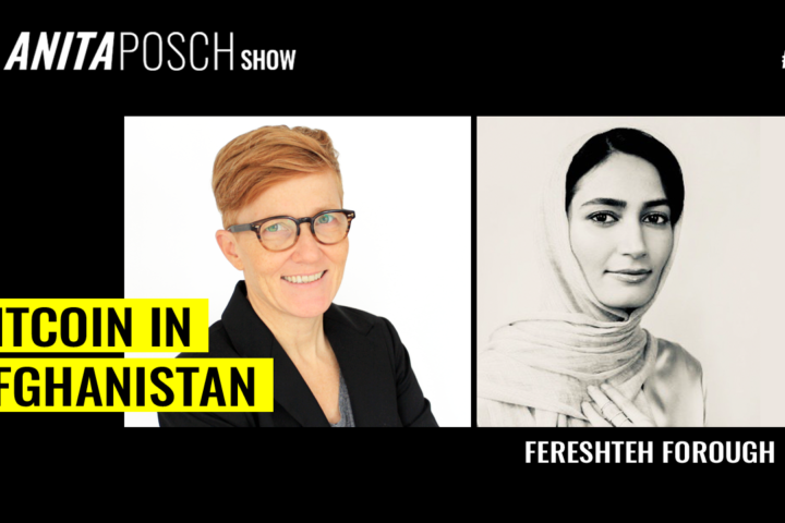 Interview Fereshteh Forough Women Bitcoin Afghanistan