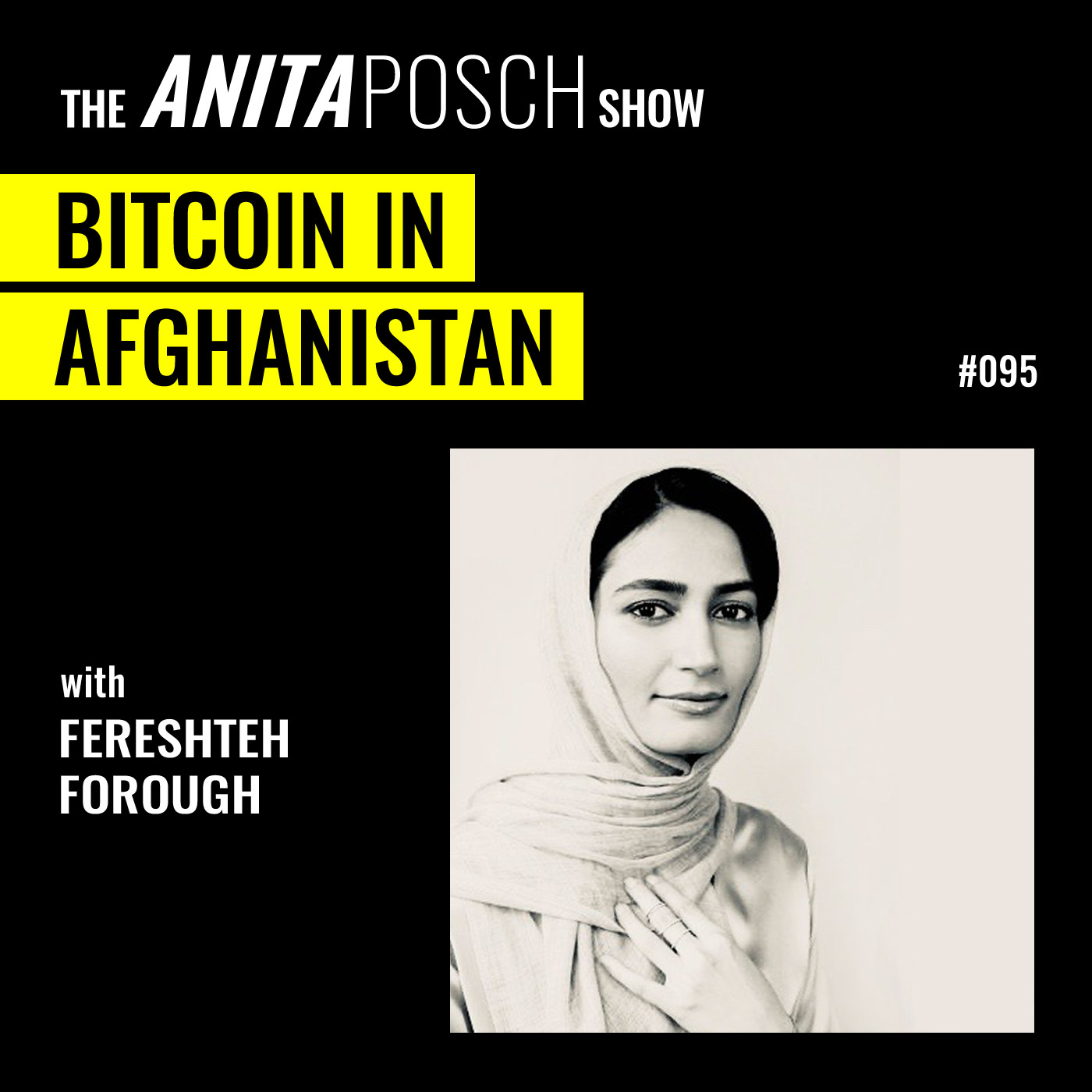 Fereshteh Forough: Bitcoin in Afghanistan