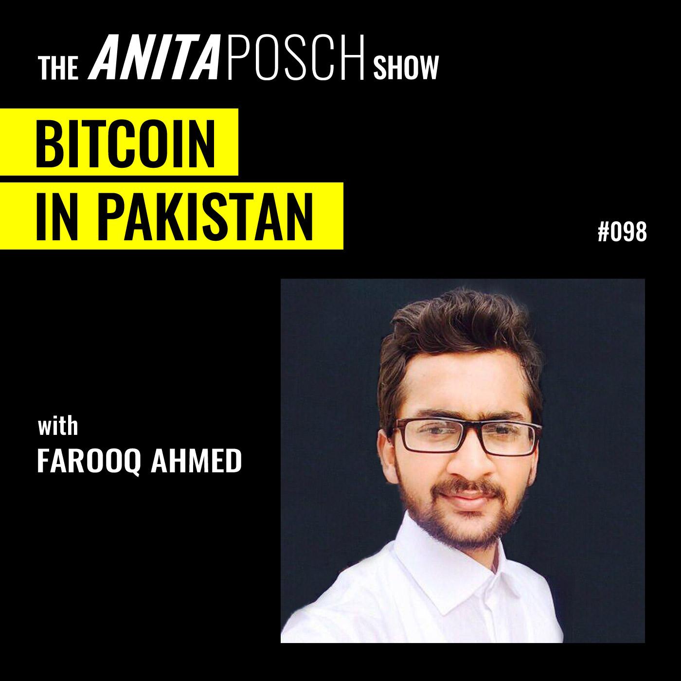 Farooq Ahmed: Bitcoin in Pakistan