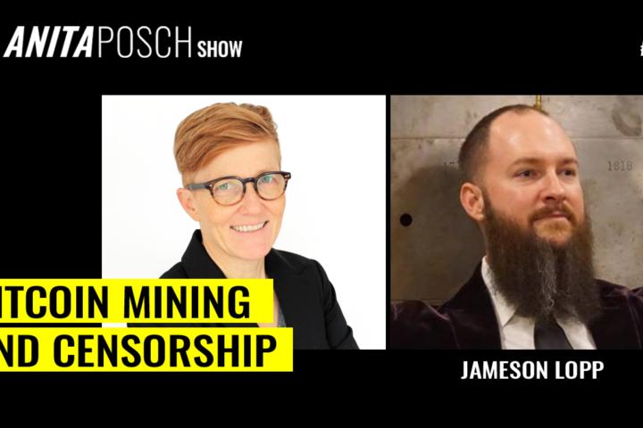 Bitcoin mining podcast Jameson Lopp