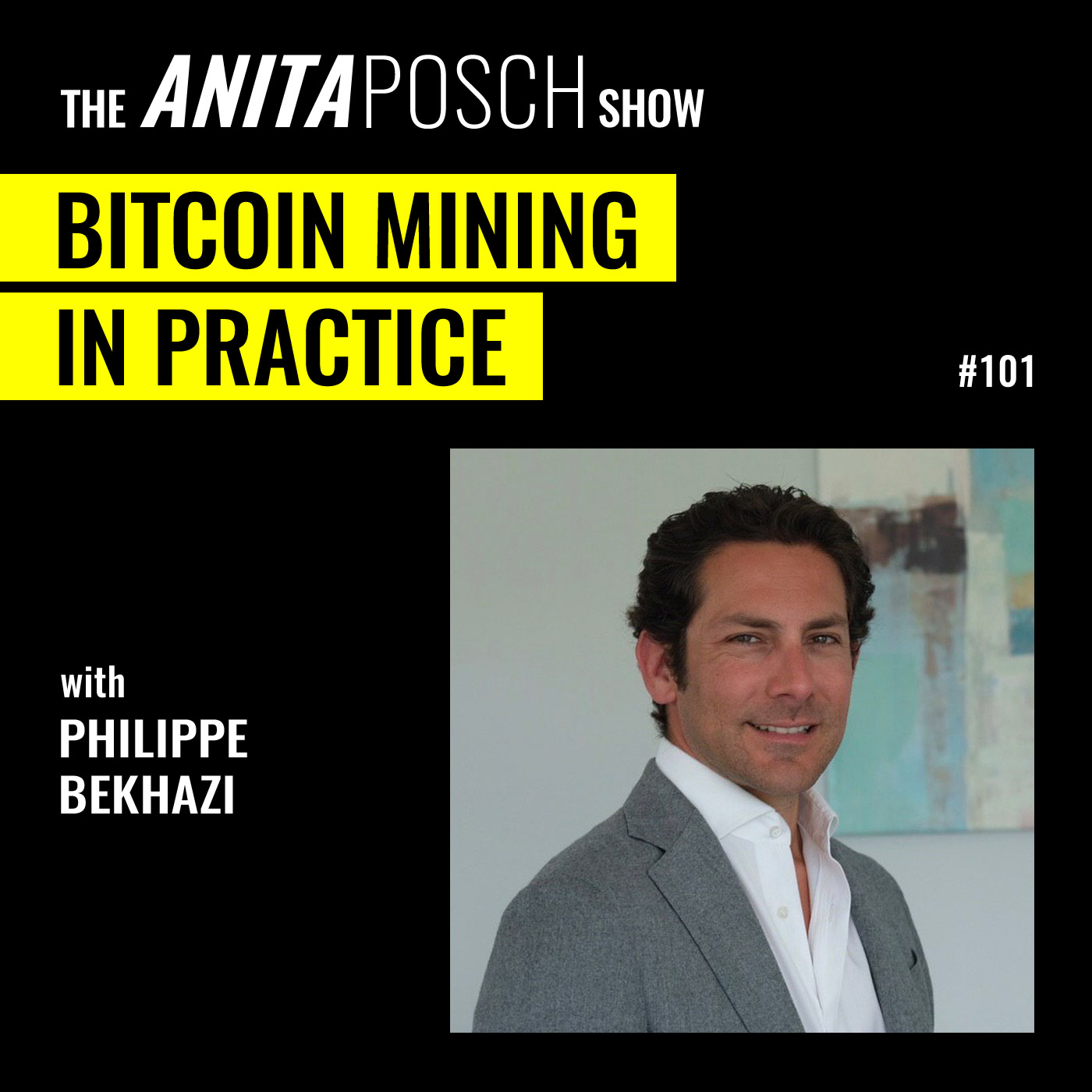 Bitcoin Mining Practice Philippe Bekhazi podcast