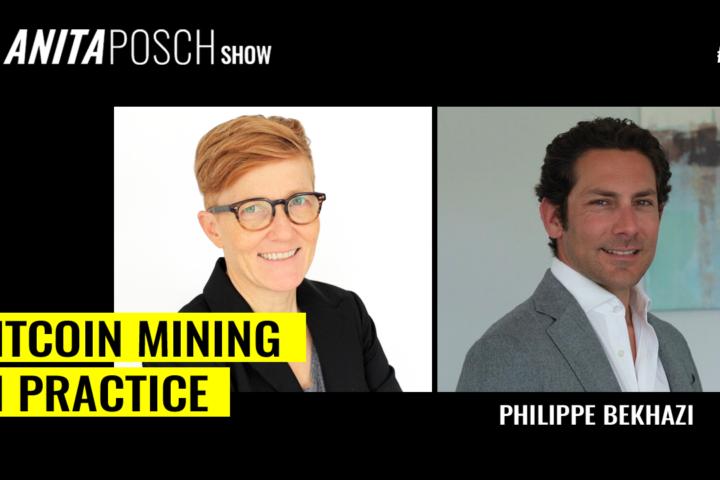 Podcast Bitcoin Mining Practice Philippe Bekhazi