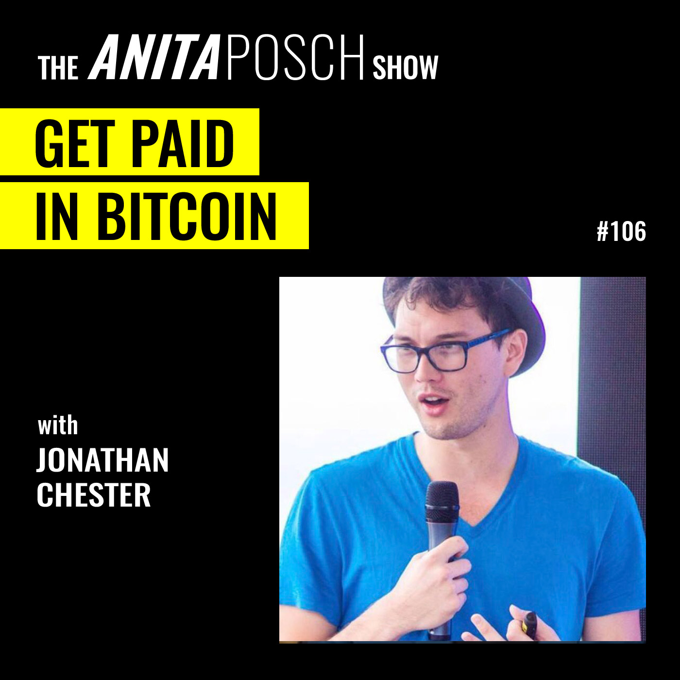 Jonathan Chester: Get Paid in Bitcoin