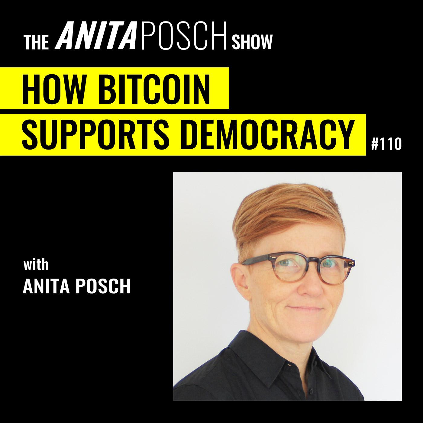 Anita Posch: How Bitcoin Supports Democracy