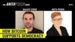 Anita Posch, How Bitcoin Supports Democracy