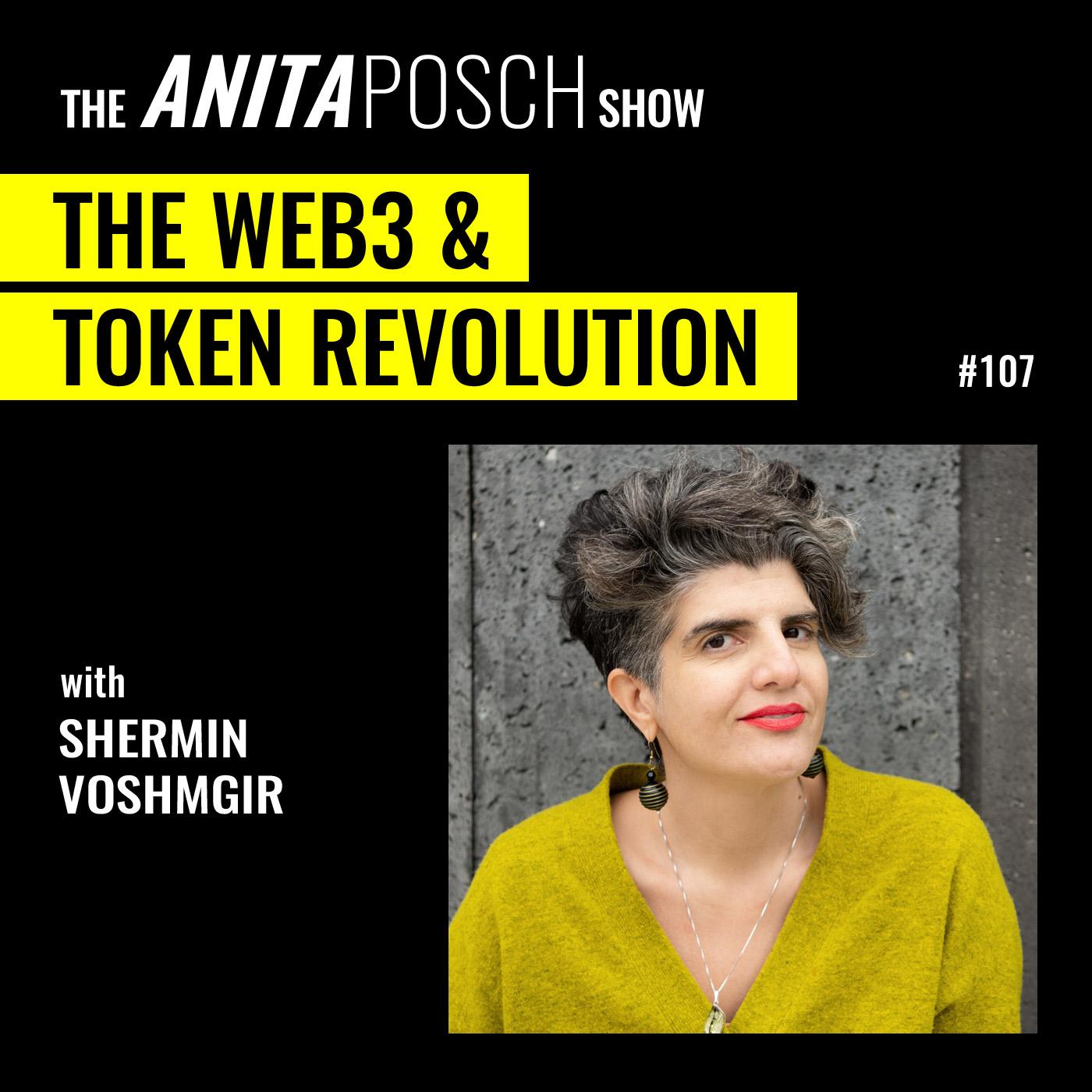 Shermin Voshmgir: The Web 3 and Token Revolution