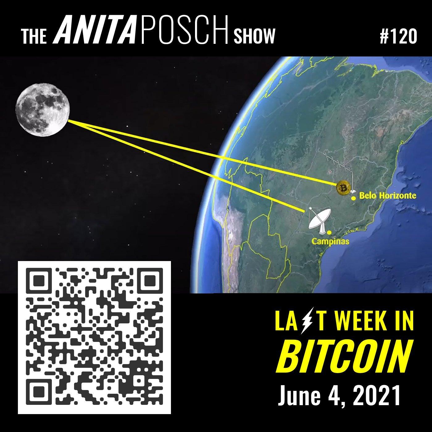 Bitcoin on the Moon - Last Week in Bitcoin
