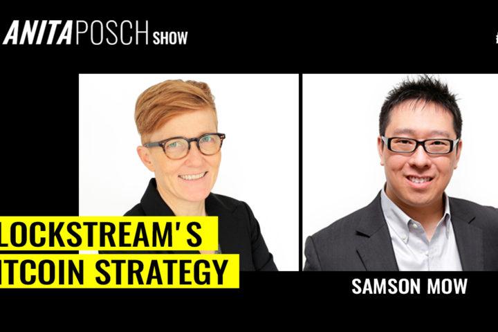 Blockstream Samson Mow Podcast