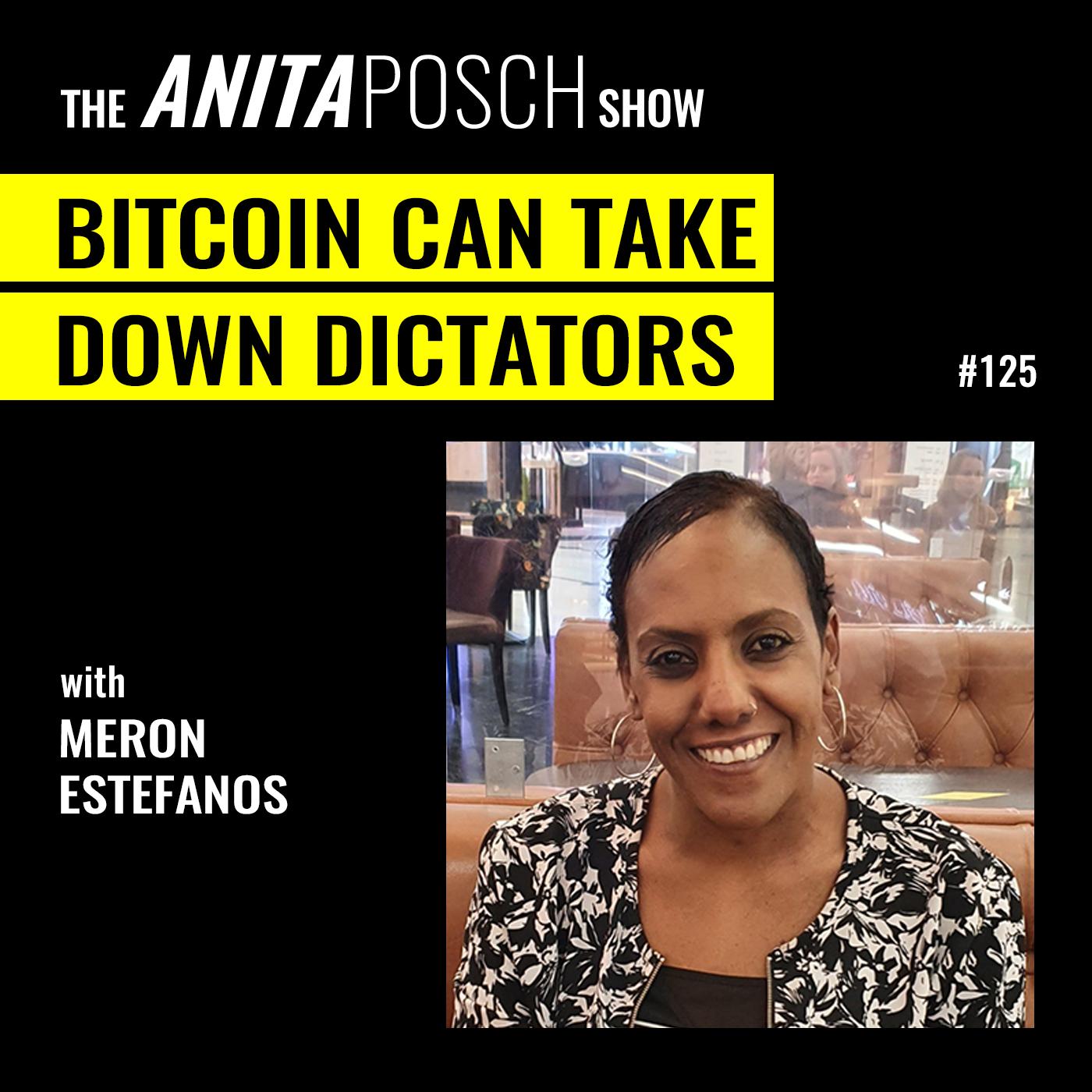 Meron Estefanos Human Rights Eritrea